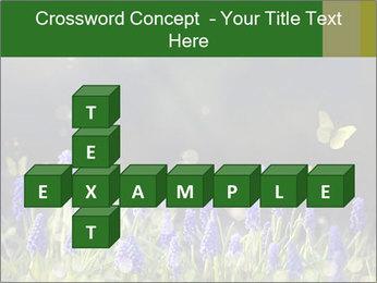Spring Meadow Full ofFlowers PowerPoint Template - Slide 82