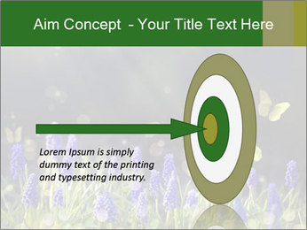 Spring Meadow Full ofFlowers PowerPoint Template - Slide 83