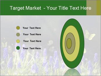 Spring Meadow Full ofFlowers PowerPoint Template - Slide 84