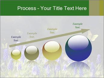 Spring Meadow Full ofFlowers PowerPoint Template - Slide 87