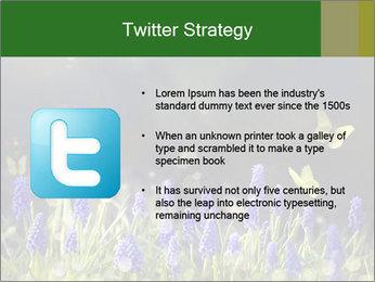 Spring Meadow Full ofFlowers PowerPoint Template - Slide 9