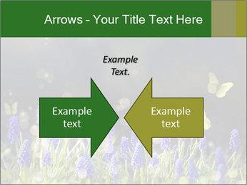 Spring Meadow Full ofFlowers PowerPoint Template - Slide 90
