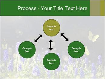 Spring Meadow Full ofFlowers PowerPoint Template - Slide 91
