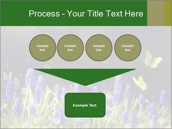Spring Meadow Full ofFlowers PowerPoint Template - Slide 93