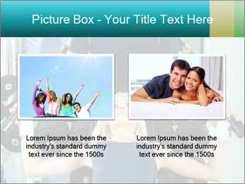 Gym Coach Working with Client PowerPoint Templates - Slide 18