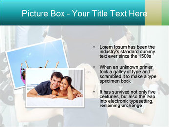 Gym Coach Working with Client PowerPoint Templates - Slide 20