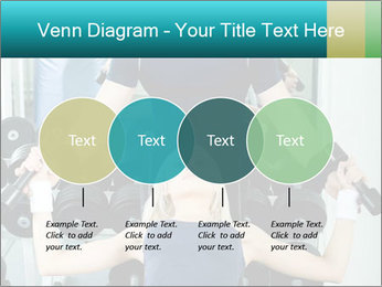 Gym Coach Working with Client PowerPoint Templates - Slide 32