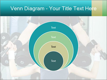 Gym Coach Working with Client PowerPoint Templates - Slide 34