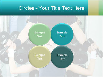 Gym Coach Working with Client PowerPoint Templates - Slide 38