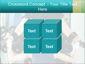 Gym Coach Working with Client PowerPoint Templates - Slide 39