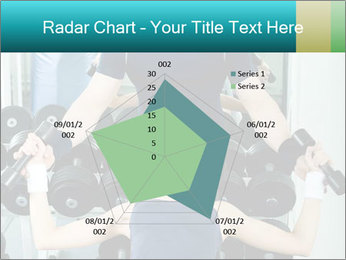 Gym Coach Working with Client PowerPoint Templates - Slide 51