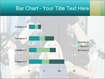 Gym Coach Working with Client PowerPoint Templates - Slide 52