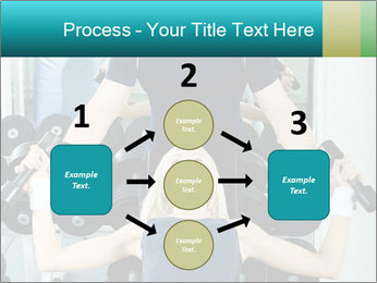 Gym Coach Working with Client PowerPoint Templates - Slide 92