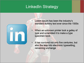 Female Robot PowerPoint Templates - Slide 12