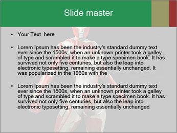 Female Robot PowerPoint Templates - Slide 2