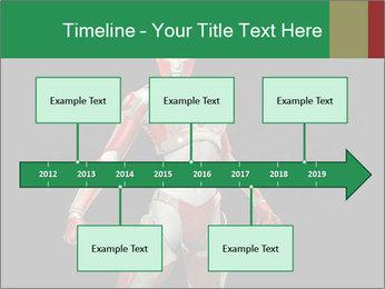 Female Robot PowerPoint Templates - Slide 28