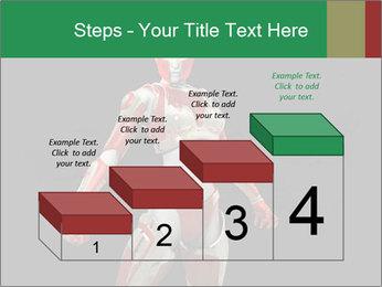 Female Robot PowerPoint Templates - Slide 64