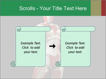 Female Robot PowerPoint Templates - Slide 74