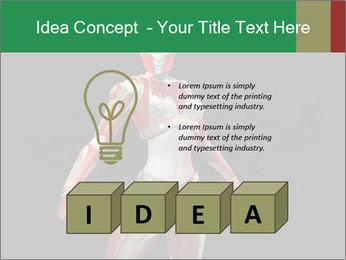 Female Robot PowerPoint Templates - Slide 80