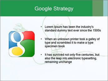 Green Bulb PowerPoint Template - Slide 10