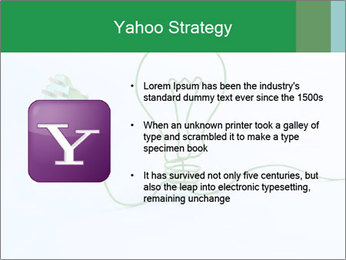 Green Bulb PowerPoint Template - Slide 11