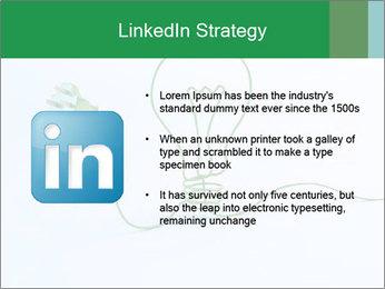 Green Bulb PowerPoint Template - Slide 12