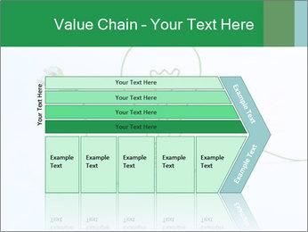 Green Bulb PowerPoint Template - Slide 27