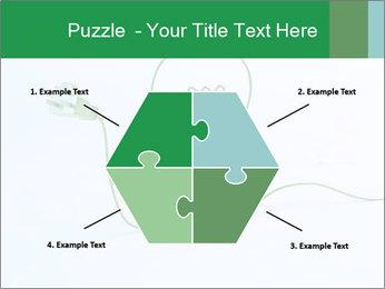 Green Bulb PowerPoint Template - Slide 40