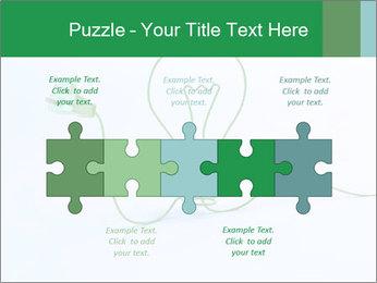 Green Bulb PowerPoint Template - Slide 41