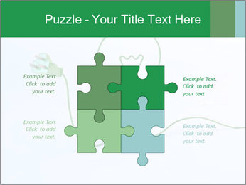 Green Bulb PowerPoint Template - Slide 43