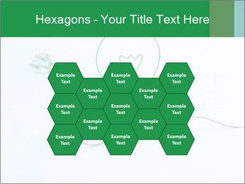 Green Bulb PowerPoint Template - Slide 44