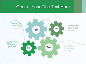 Green Bulb PowerPoint Template - Slide 47
