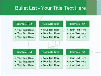 Green Bulb PowerPoint Template - Slide 56