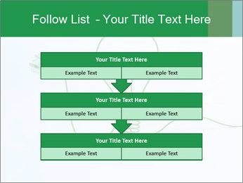Green Bulb PowerPoint Template - Slide 60