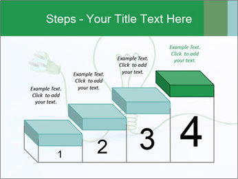 Green Bulb PowerPoint Template - Slide 64