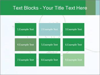 Green Bulb PowerPoint Template - Slide 68