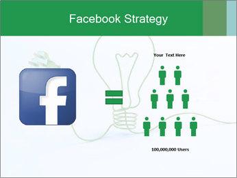 Green Bulb PowerPoint Template - Slide 7
