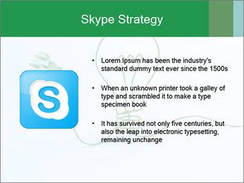 Green Bulb PowerPoint Template - Slide 8