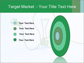 Green Bulb PowerPoint Template - Slide 84