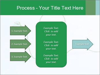 Green Bulb PowerPoint Template - Slide 85