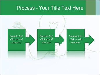 Green Bulb PowerPoint Template - Slide 88