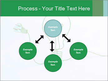 Green Bulb PowerPoint Template - Slide 91