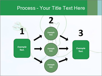 Green Bulb PowerPoint Template - Slide 92