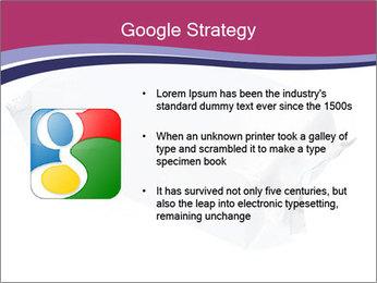 White Plastic Pack PowerPoint Template - Slide 10