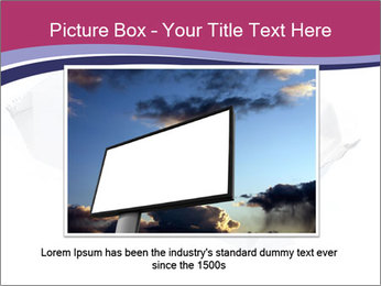 White Plastic Pack PowerPoint Template - Slide 16