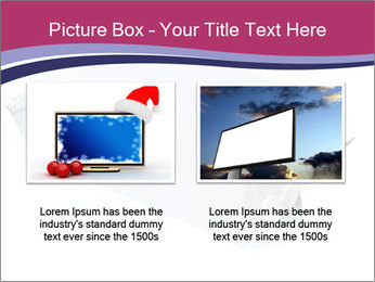 White Plastic Pack PowerPoint Template - Slide 18