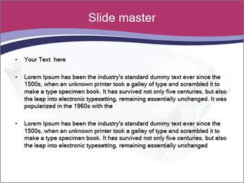 White Plastic Pack PowerPoint Template - Slide 2
