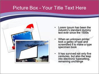White Plastic Pack PowerPoint Template - Slide 20