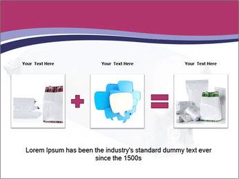 White Plastic Pack PowerPoint Template - Slide 22