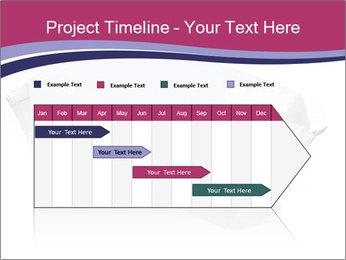 White Plastic Pack PowerPoint Template - Slide 25